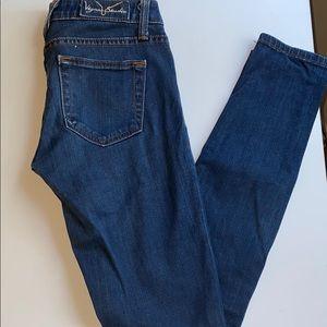 Vigors Studio Mid Rise skinny jeans